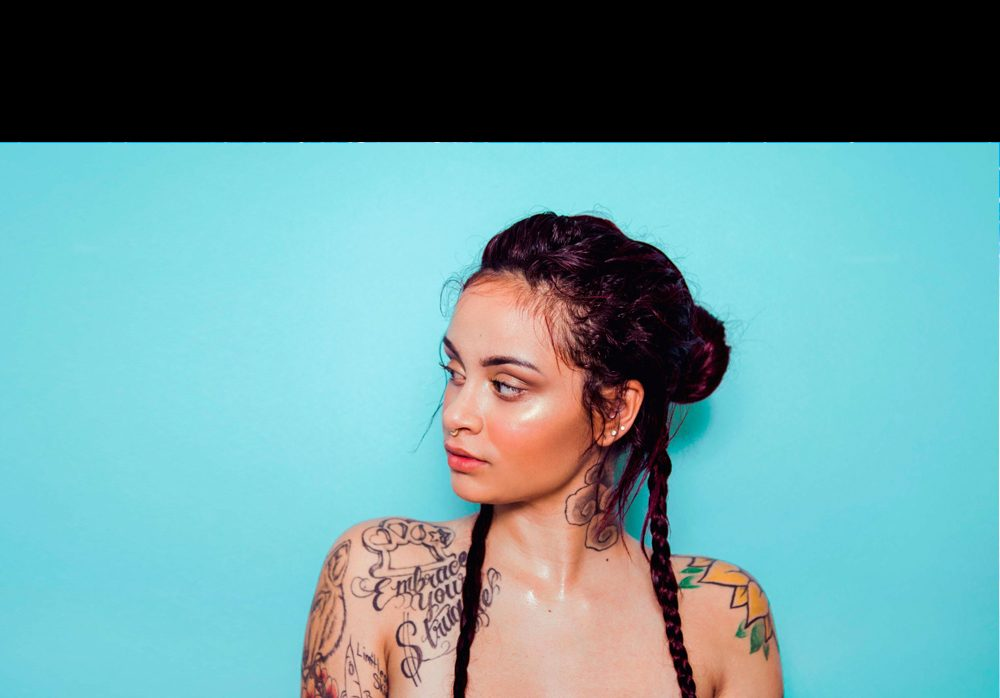 Kehlani gives Oakland Hip Hop MC Elujay major shout out online